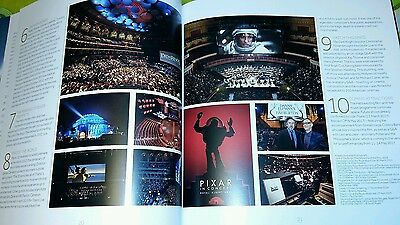 Brochure E.T extraterrestre Royal Albert Hall 28.12.16 Londra 6