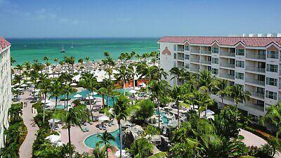 Marriott Aruba Ocean Club Timeshare Gold Season Ocean View unit 2