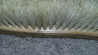 1930 British Made Brush Turquoise Vintage Good Condition Preowned