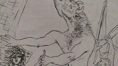 Picasso. Suite Vollard. Edición alemana de 1956. 2