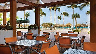 Marriott Aruba Ocean Club Timeshare Gold Season Ocean View unit 8