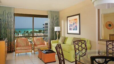 Marriott Aruba Ocean Club Timeshare Gold Season Ocean View unit 5