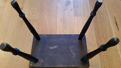 Antique Footstool 5