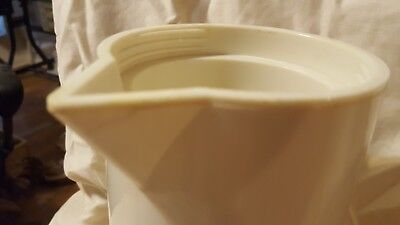 Vintage Coffee/Tea Carafe 1985 Teleflora Gifts 9