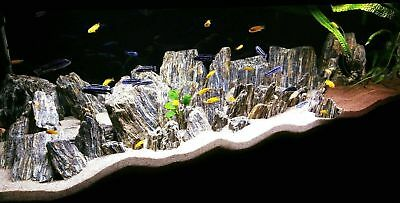 Natural Wood Stone For An Aquarium Aquascaping Iwagumi Style, Nature, Malawi 4