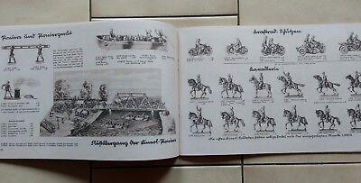 Das Lineol-Bilderbuch 1938//39 Katalog Figuren Soldaten Modellbau Wehrmacht Heer