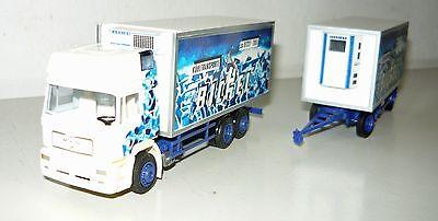 AWM LKW MAN F2000 HD Kühl-KHZ Bickel