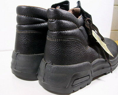 40 SECURITE CHAUSSURES En Lemaitre ANCIENNES Cuir In Taille Made 6OSCqYSzwx
