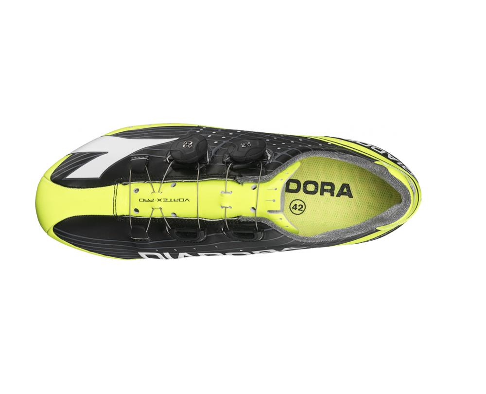 DIADORA SCARPE CICLISMO Corsa Road Mod. Vortex Pro in