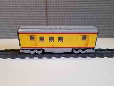 Lego Train Union Pacific Mail Car PLEASE READ ITEM DESCRIPTION
