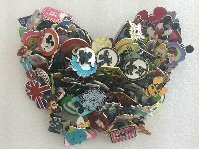 "50 Disney Trading Pins Lot No Duplicates ""Fast Shipping"" 2"
