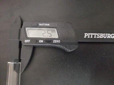 "6"" Borosilicate Tubing Pyrex Clear Glass Tubes 14-15mm OD 2.5mm Wall Sharp Cut 4"