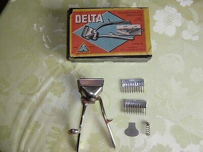 """Delta Haarschneidemaschine """" Antik """" 2"""