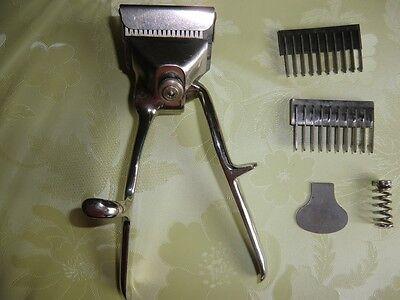 """Delta Haarschneidemaschine """" Antik """" 3"""