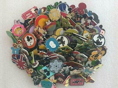 "50 Disney Trading Pins Lot No Duplicates ""Fast Shipping"" 3"