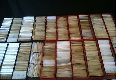 100 Different World Stamps From Huge Collection - Many Different Countries 3