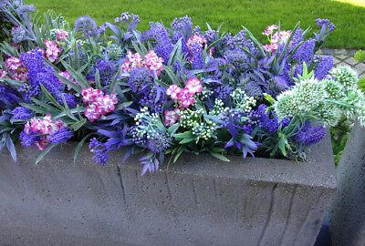 Deko Lavendel.Deko Lavendel Kunstpflanze Künstliche Blume Pflanze