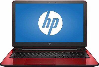 "HP Laptop Computer 15.6"" LED Intel Pentium 2.66GHz 4GB 500GB DVD+RW WiFi WebCam"