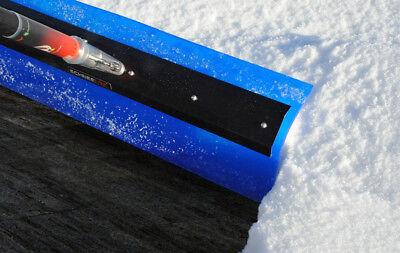 Schnee Schieber Kehrer Schneeräumer Winterdienst Schneeade Universalschieber