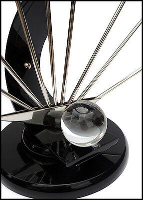 Shlomi Haziza Original Firmado a Mano Acrílico Metal Abstractas Escultura Arte 4