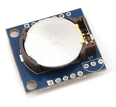 4 of 6 Tiny RTC I2C DS1307 AT24C32 Real Time Clock Module For Arduino AVR PIC