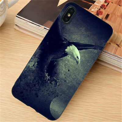 For iPhone 11 Pro XR XS Max SE 6S 7 8 Plus Case Silicone Painted Slim TPU Cover 2