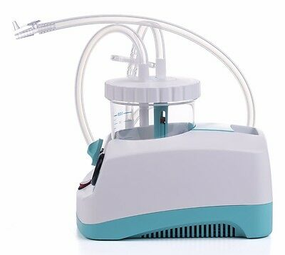 Collection Jar Bottle - Portable Suction Unit Machine Medical Aspirator Homecare