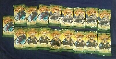 43x mixed mtg booster pack italian (factory sealed) 11