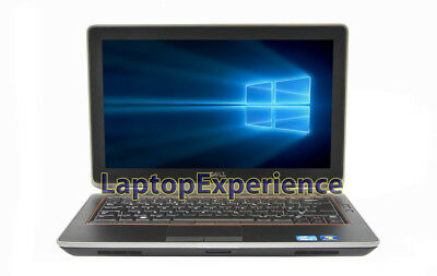 DELL LATITUDE E6320 LAPTOP WINDOWS 10 WIN DVD INTEL i5 2.5GHz 8GB 320GB HD HDMI 8