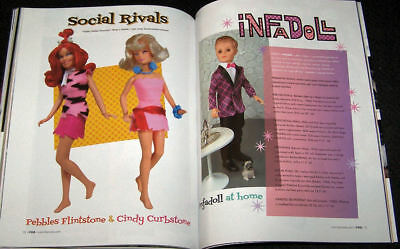 Fashion Doll Quarterly WINTER 2012 Wilde Amber Volks Dolpas Willy van Loon NEW