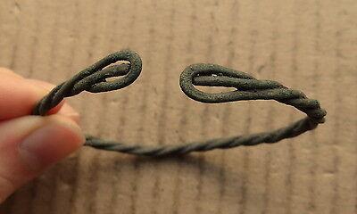 Fine Viking Twisted Bracelet 9-10th AD Kievan Rus 3