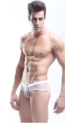 Slip Transparent Sexy Homme M L Xxl Erotique Thong Man Underwear Uomo Lenceria 8