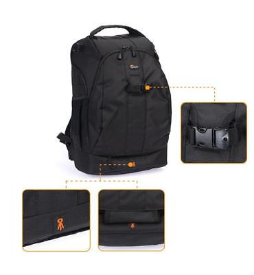 Lowepro Flipside 400 AW Pro DSLR SLR Camera Backpack Bag with All Weather Cover 10