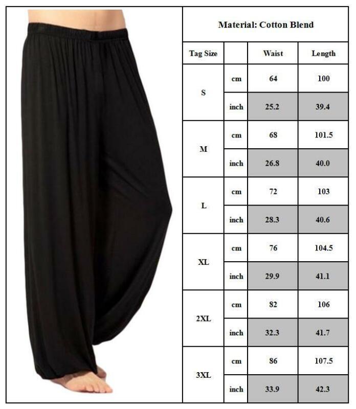 Womens Mens Harem Pants Yoga Festival Baggy Hippie Genie Alibaba Hareem Trouser 3
