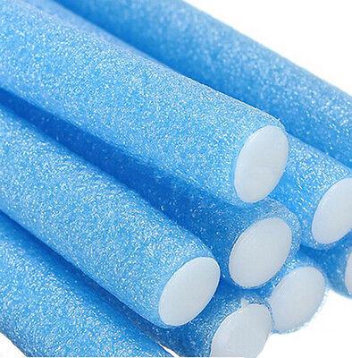 10xCurler Maker Soft Foam Bendy Twist Curl Strumento Helper Styling Hair Roller