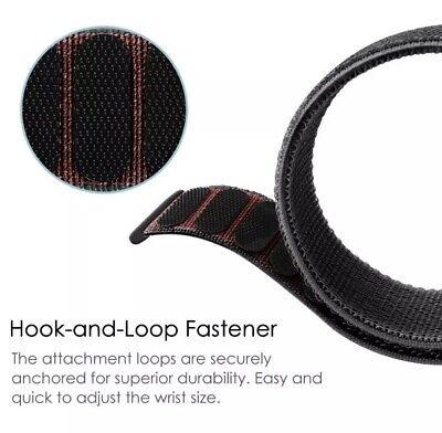 ✅ Für AMAZFIT Smartwatch Bip Lite GTS / GTR Armband 20mm 22mm Nylon Loop ✅ 6