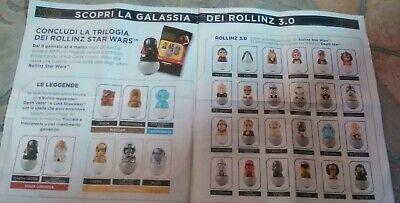 Star Wars 3.0  Esselunga 2020, La Raccolta Finale  : Rollinz A Scelta 3