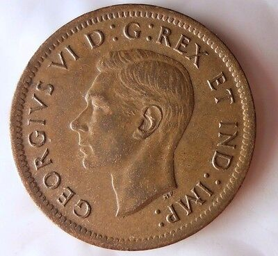 Big Canada Bin Excellent Collectible Coin 1937 CANADA CENT FREE SHIPPING