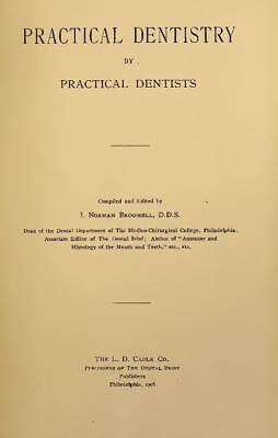 103 Classic Books on Dentistry, Dental Dentist Teeth History DVD I02 8
