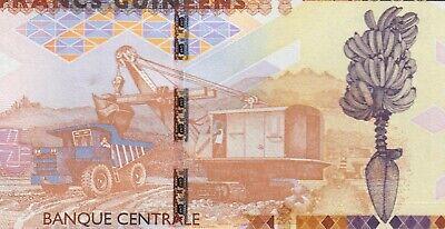 Guinea  1000 Francs  2017  Pick 48b  UNC = SC 5