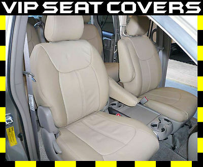Nice 3 Of 9 Honda Odyssey Clazzio Leather Seat Covers