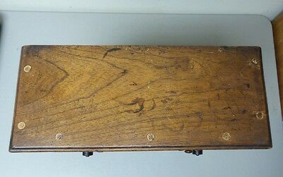 WONDEFUL ANTIQUE SALESMAN'S SAMPLE or CHILD'S MINIATURE 5- DRAWER CHEST 2