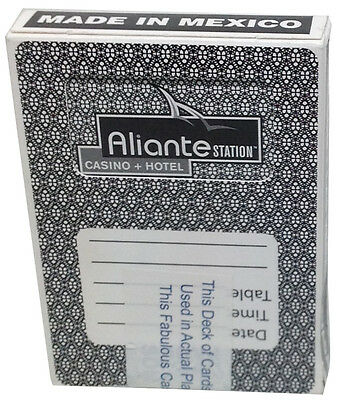 FREE SHIPPING * CASINO PLAYING CARDS ALIANTE STATION HOTEL 2 NEW DECKS