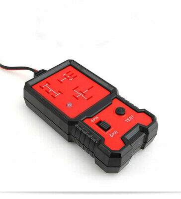 12V US Electronic Automotive Relay Tester for Cars Auto Battery checker AE100 3