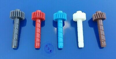 GM MUNCIE SAGINAW T5 T10 MANUAL TRANSMISSION SPEEDOMETER GEAR SET 18 19 20 21 22 TEETH SPEEDO W//BULLET