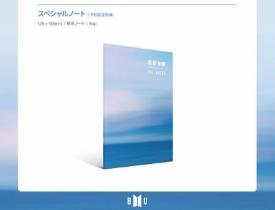 [BTS] - 花樣年華 THE NOTES SET(K/E/J)+Pre-Order Special Notes(Full Set Only)Official 8