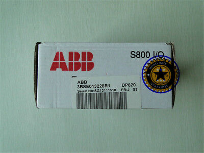 100% NEW ABB DP820 3BSE013228R1 in box 3