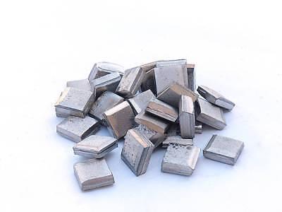 Nickel Squares 99.9% Pure (2 Pounds) Raw Nickel Metal 3