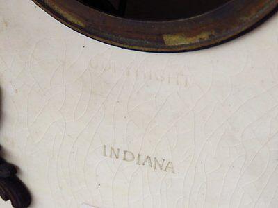 Rare Late Nineteenth Century Charles Jacques Porcelain Cherub Clock ~Exquisite~ 4