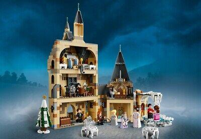 LEGO Harry Potter 75948 Hogwarts™ Uhrenturm Ron Weasley™ Hermine VORVERKAUF 5